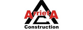 arrietaconstruction.net